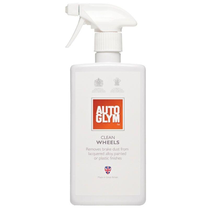 AUTOGLYM CLEAN WHEELS - MED SYRE 500ML