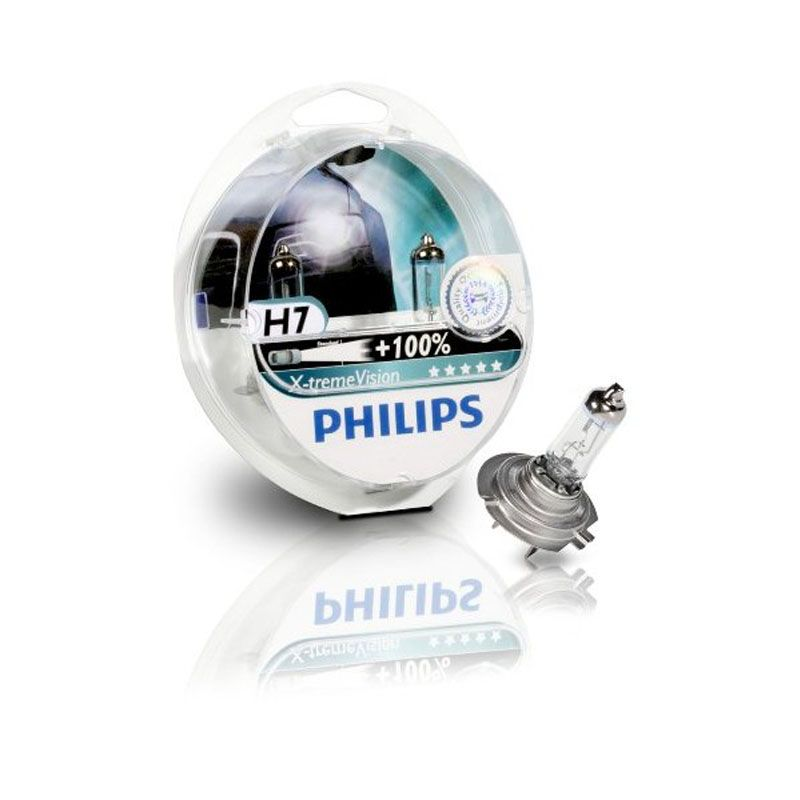 PHILLIPS H7 X-TREMEVISION +100%