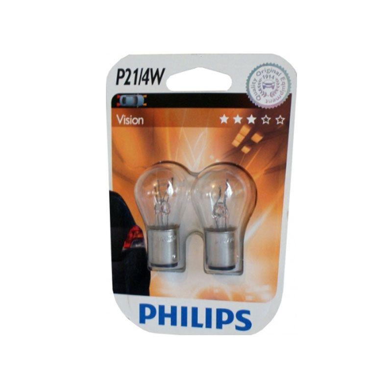 PHILLIPS VISION P21/5W