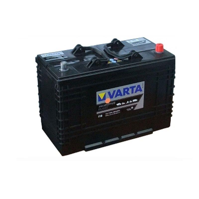 Varta Promotive Black 110 A I18