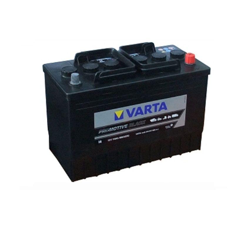 Varta Promotive Black 110 A I4