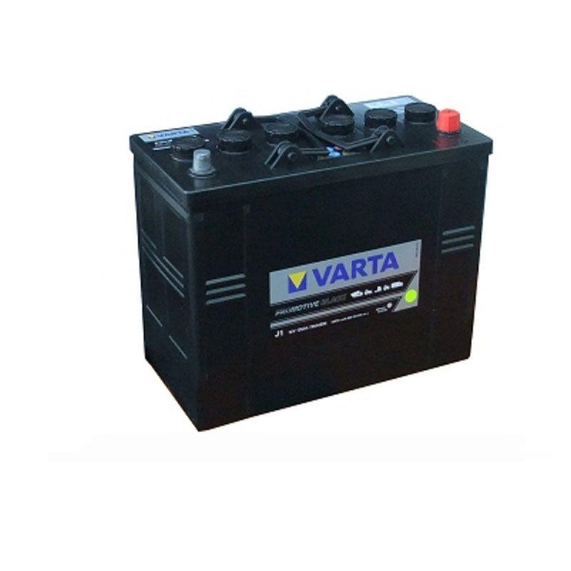 Varta Promotive Black 125 A J1
