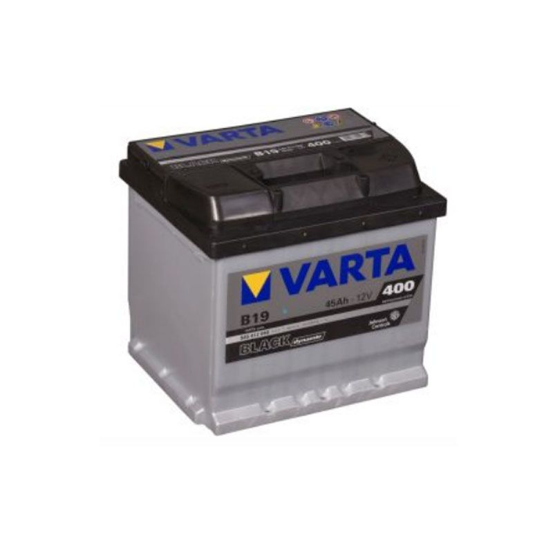 Varta Black Dynamic 12 Volt 45 Ah B19