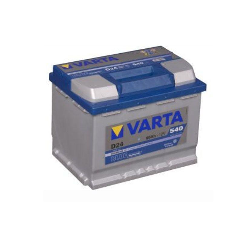 Varta Blue Dynamic 12V 60Ah 540A D24