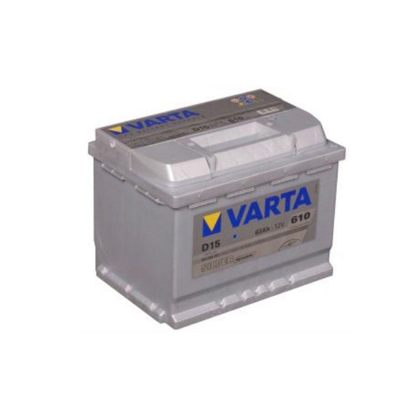 Varta Silver Dynamic 12 Volt 63 AH D15