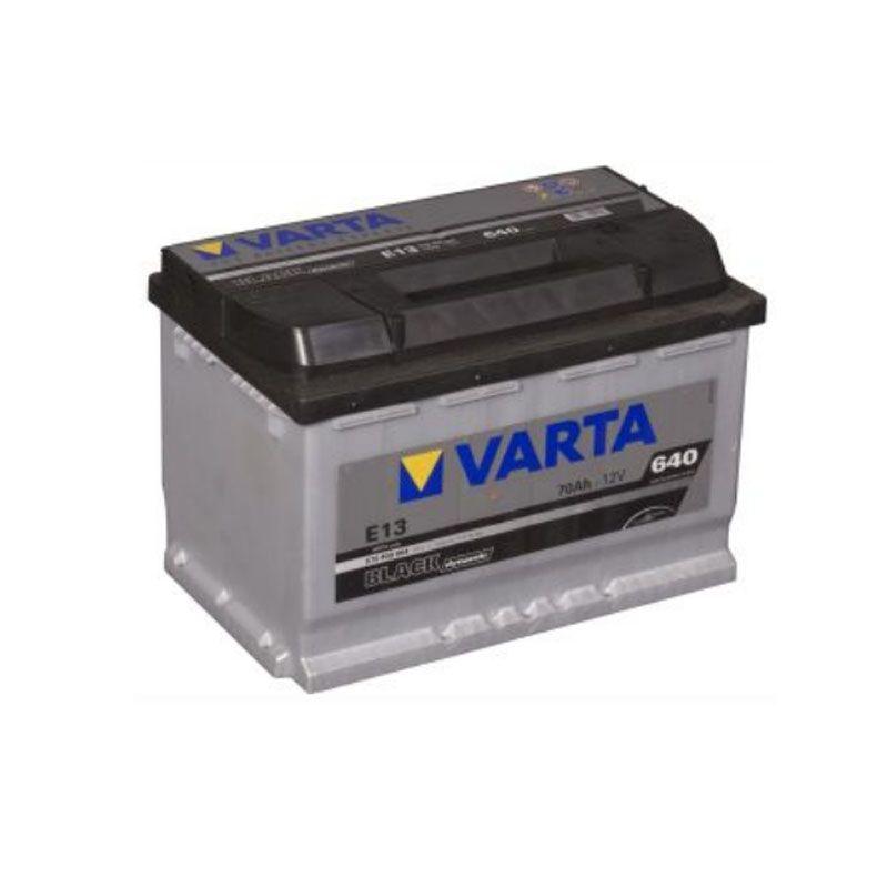 Varta Black Dynamic 12 Volt 70 Ah E13