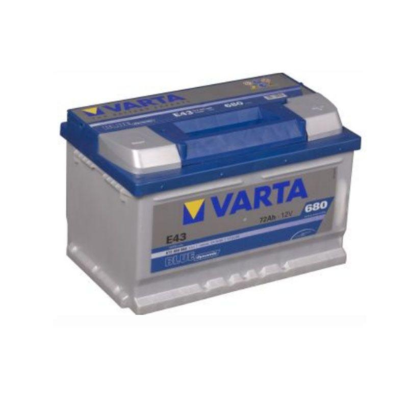 Varta Blue Dynamic 12 Volt 72 AH E43