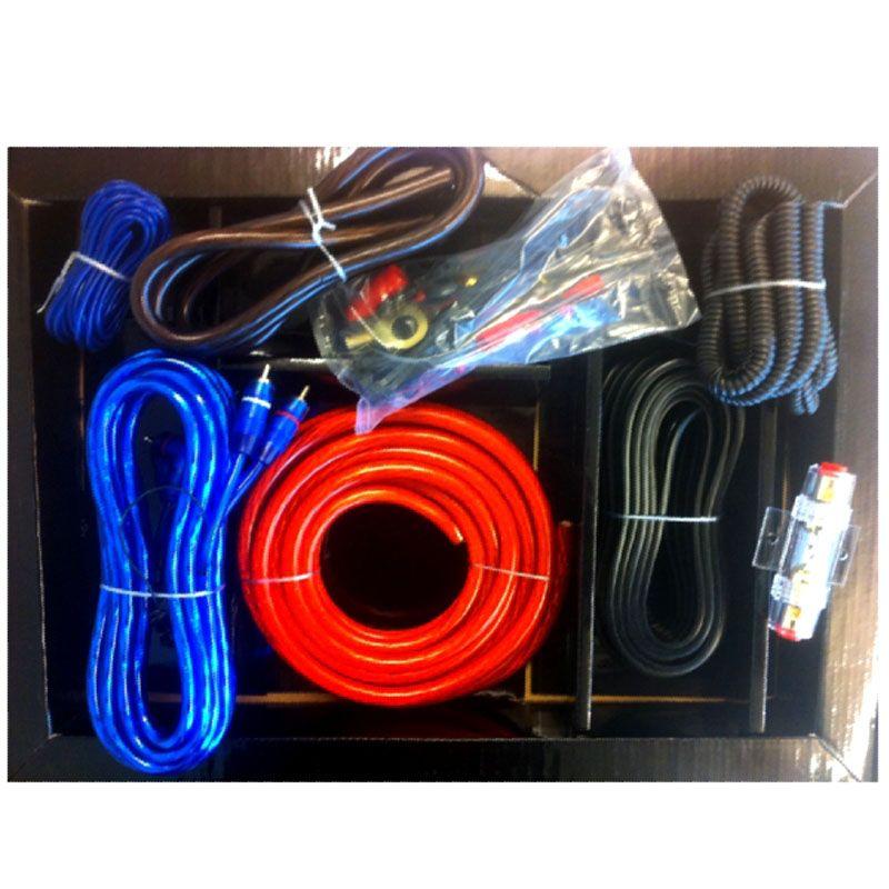 Hot Stuff Powerkit, 2 Kanals 20mm²